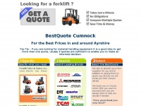 Bestquote-cumnock.co.uk