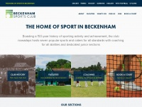 Beckenhamsportsclub.co.uk