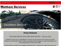 walthamservicesgroup.co.uk