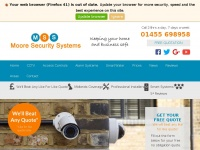 mooresecuritysystems.co.uk