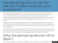 paraphrasing-service-uk.launchrock.com