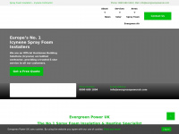 evergreenpoweruk.com