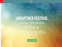 Unearthedfestival.co.uk