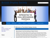 britishdisplaysociety.co.uk