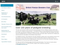 britishfriesian.co.uk
