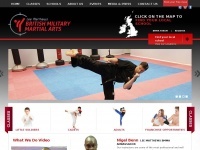 britishmilitarymartialarts.co.uk