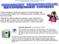 broadcasttraining.co.uk
