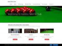 kestonmensclub.co.uk
