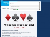 texasholdemquestions.com