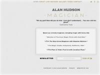 Alanhudsonmagic.co.uk